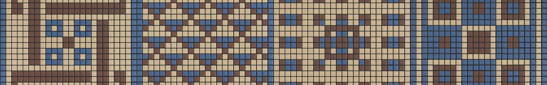 Mosaic tiles catalogs