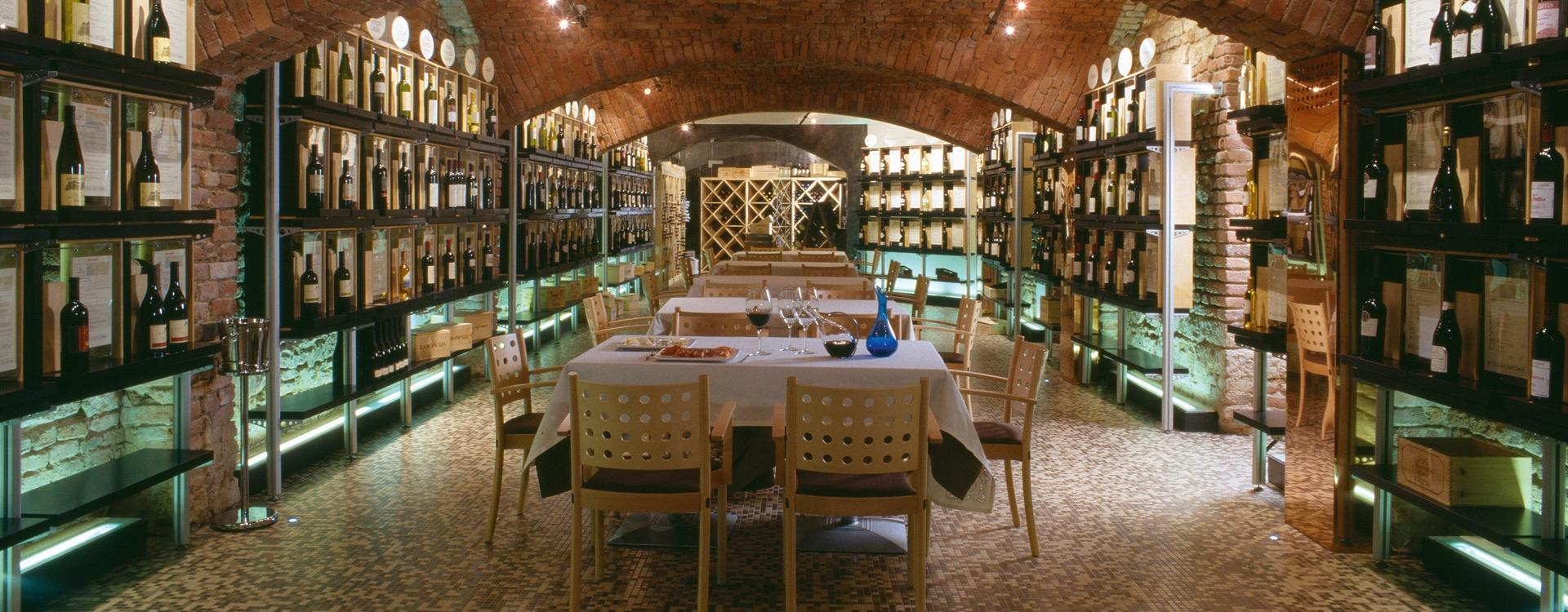 Winery VinoDivino, Prague, Czech Republic