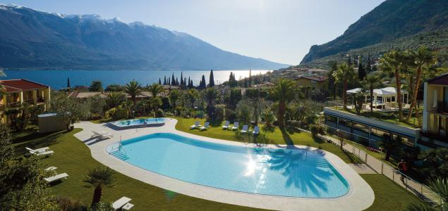 Pool & Spa Park Hotel Imperial, Limone sul Garda, Brescia, Italy