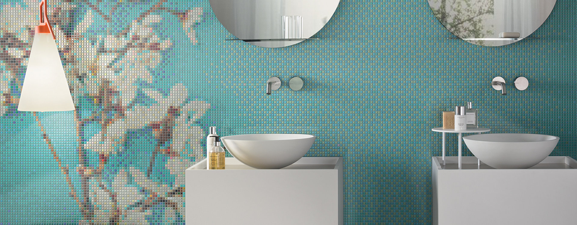 ceramic mosaic tiles, Appiani ceramic mosaics.